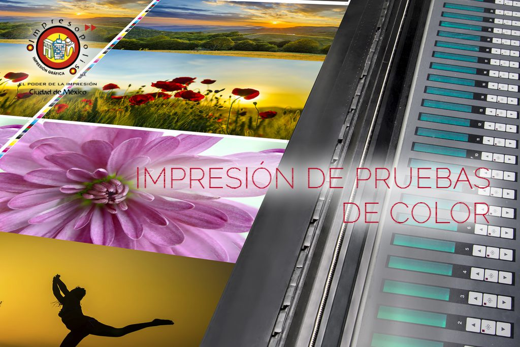 IMPRESION PRUEBAS DE COLOR