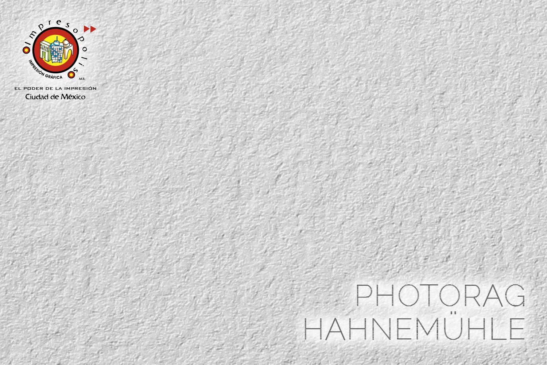 HAHNEMUHLE PHOTO RAG