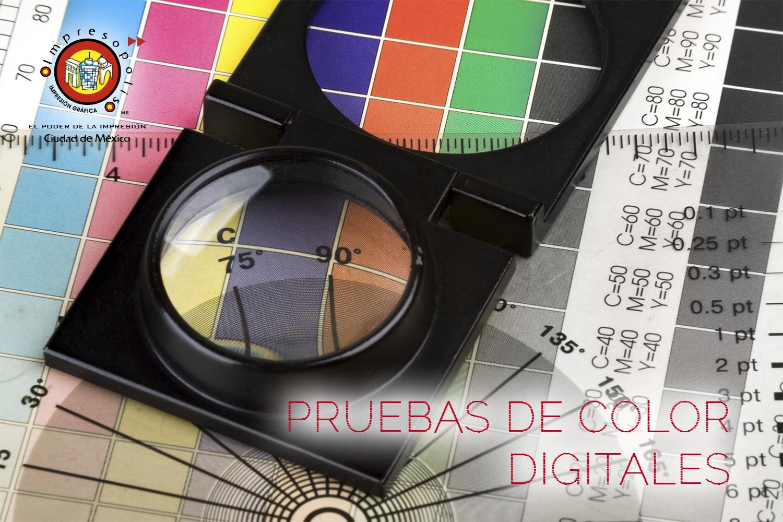 IMPRESION PRUEBAS DE COLOR CDMX