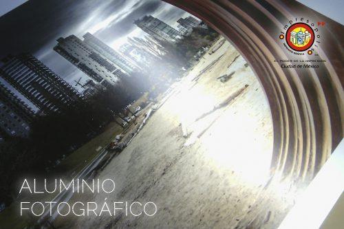 ALUMINIO PARA FOTOGRAFIA
