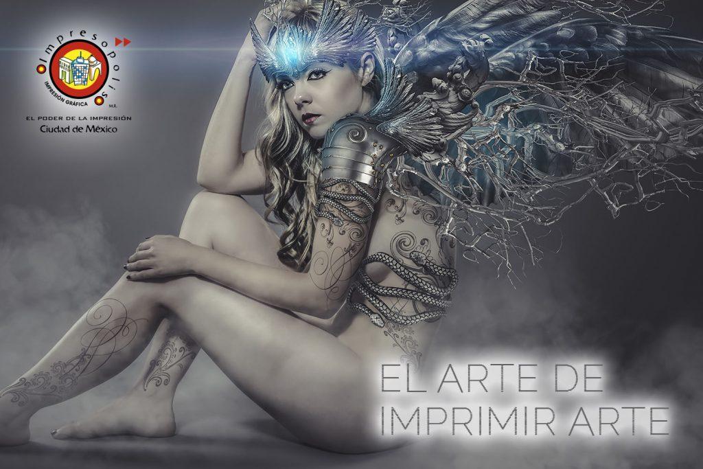 IMPRESION DE ARTE MEXICO