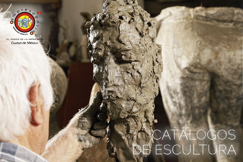 CATALOGOS DE ESCULTURA
