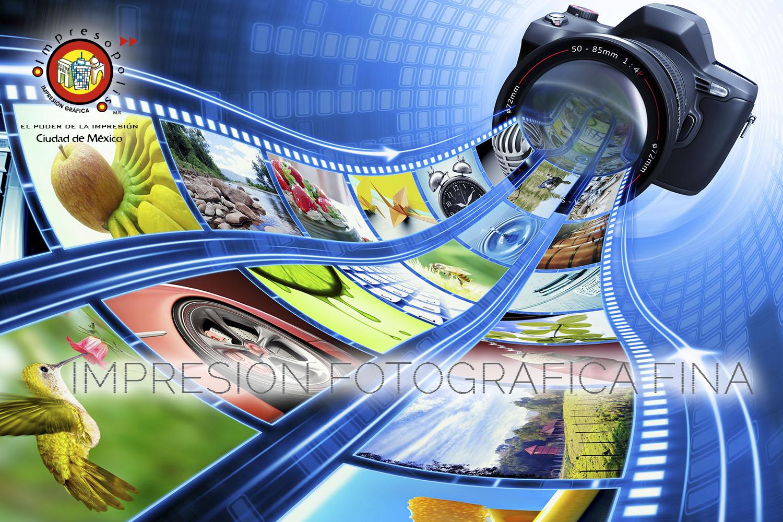 IMMPRESION PROFESIONAL DE FOTOGRAFIA