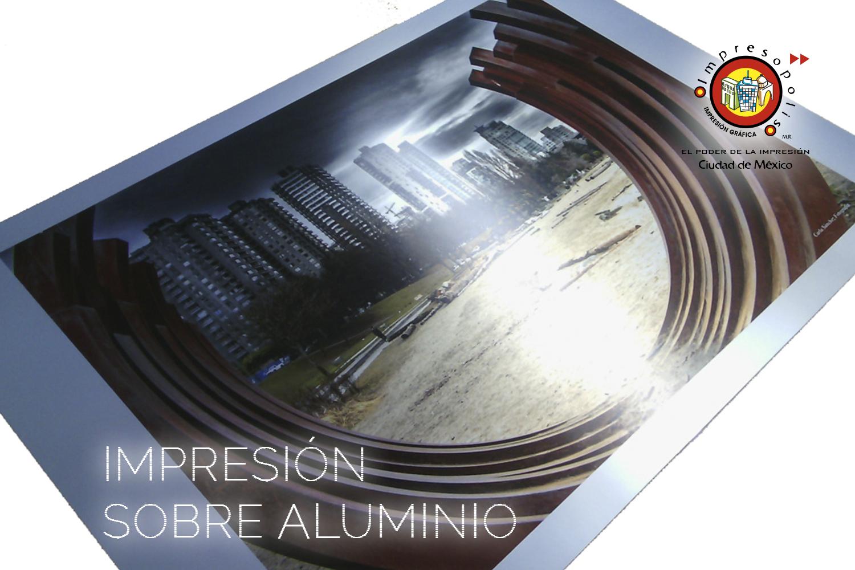 IMPRESION ALUMINIO FOTOGRAFICO