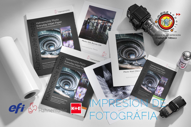 Impresión de fotografía