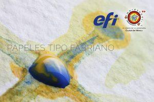 Impresión de Papeles Fabriano y Fedrigoni Texturizados