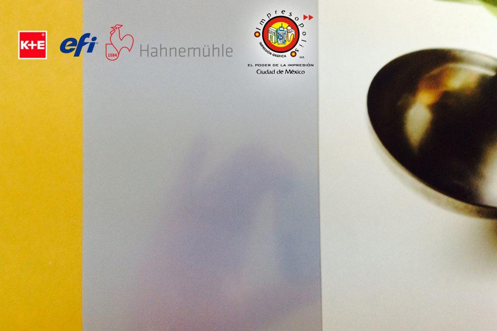 Rerefencia (izq) - Aluminio Fotografico (centro) - Papel Metalico Aperlado (der)