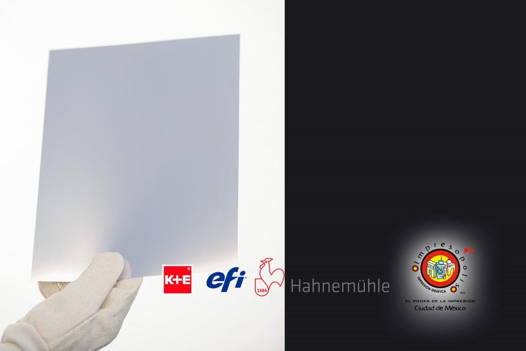 Fotografia en aluminio fotografico